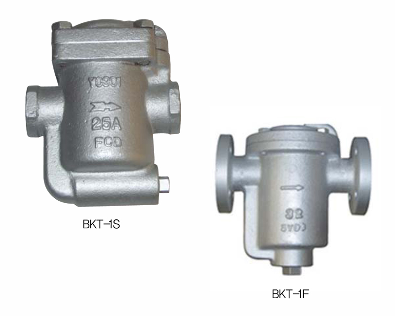 Steam Trap Valve YNV BKT-1S 1F0