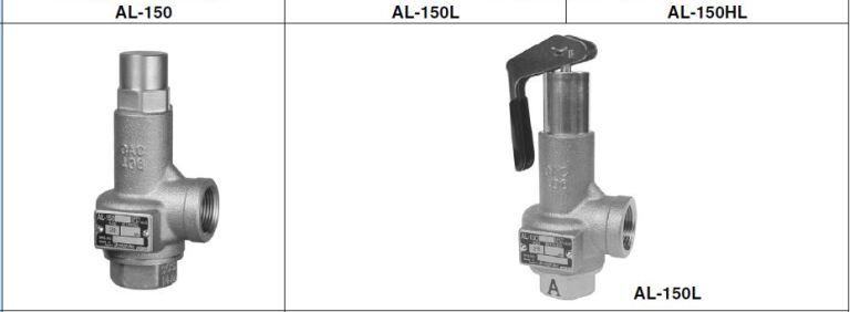 Van an toàn Yoshitake AL-150L0
