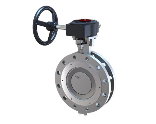 Butterfly Valve Samwoo for Steam – SUS – Grear type0