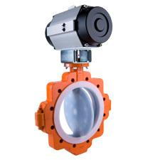 Lined Butterfly Valves0