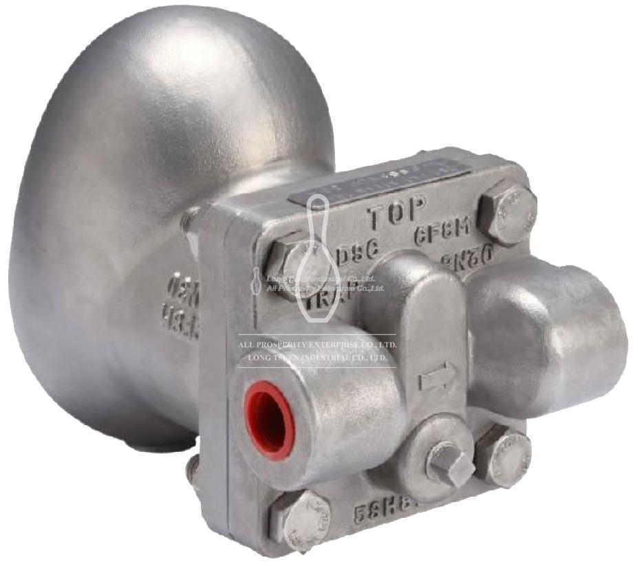 Cốc ngưng phao inox Nicoson FSS5-FSS080