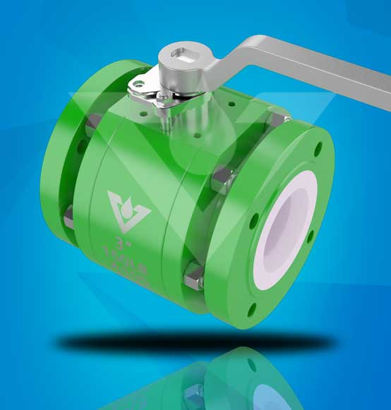 Ceramic Ball Valve with Forged Steel Material0