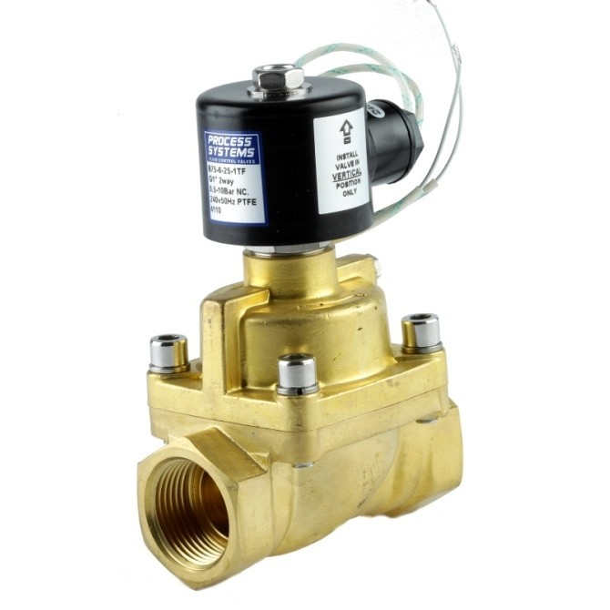 V2P Solenoid Valve for Steam0