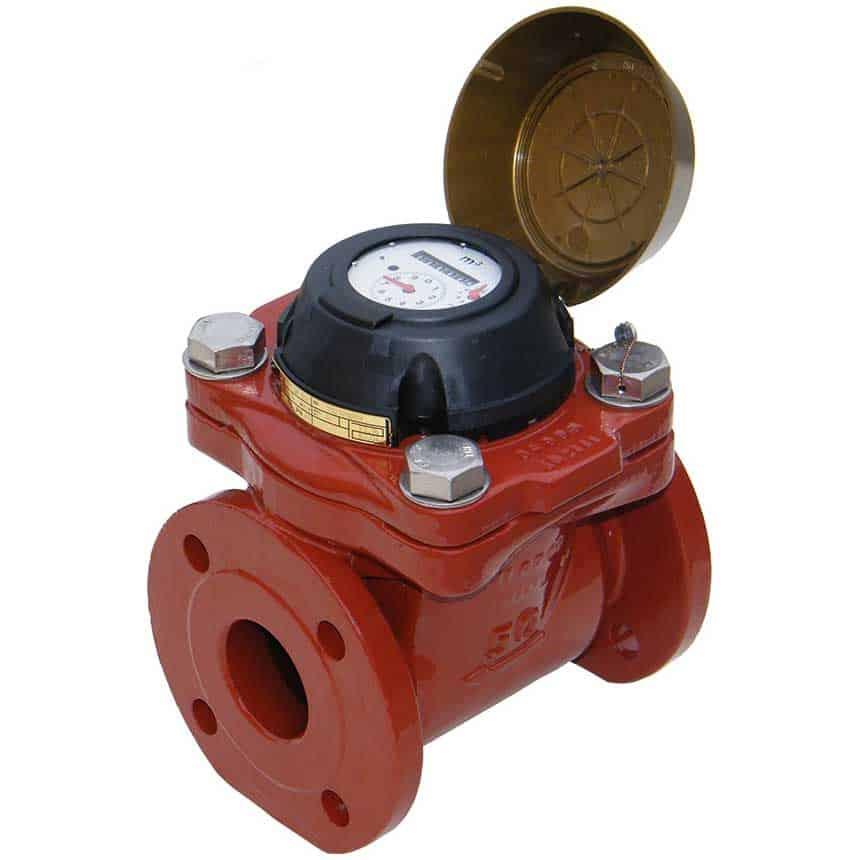 Sensus WP-Dynamic 130-Deg Hot Water Meter0