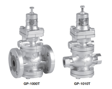 Pressure reducing valve for air Yoshitake GP-1000T0