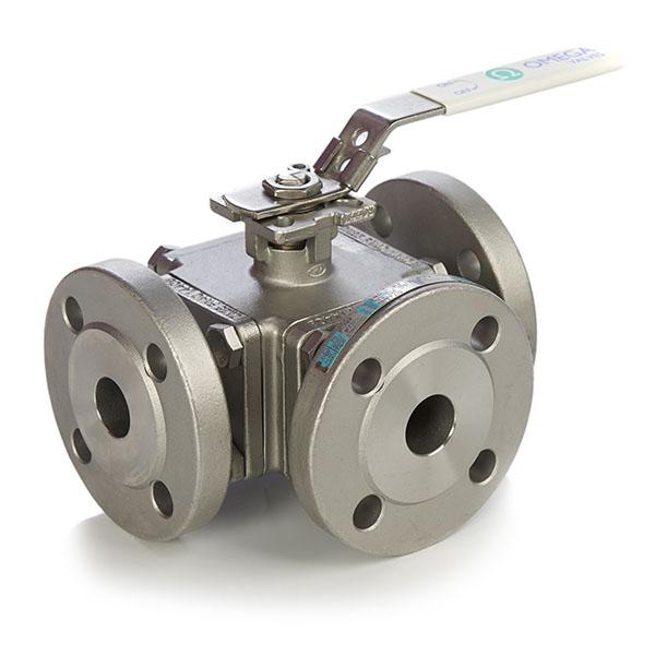 3 Way ball valve0